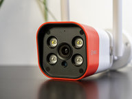 360摄像机红色警戒高配版评测:看家更安心