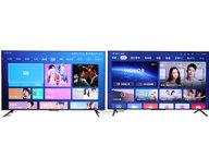 更清更纯 荣耀智慧屏X1对比小米电视5Pro画质评测