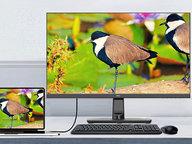 ADS硬屏125%色域 1399元27吋高性价比显示器拾光纪CA27D0