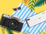 记录身边的美好 富士相机+随身打印机高颜值CP组合购买攻略