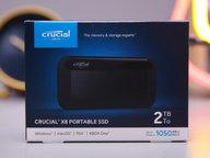 移动素材包游戏库 英睿达X8便携式SSD 2TB体验