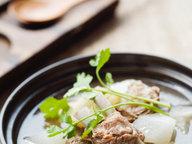 极客美食:滋养补气—萝卜炖羊肉