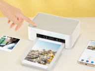 可打印两种尺寸,小米发布米家照片打印机1S