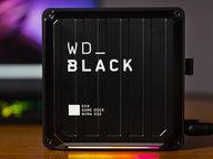 笔记本游戏玩家超大杯 WD_BLACK D50 NVMe SSD游戏扩展坞评测