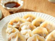 极客美食:好吃不腻—胡萝卜鸡蛋饺子