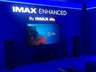 有声有色 IMAX Enhanced召开首发上线腾讯视频分享会