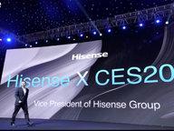CES 2021:海信将量产行业首颗4K120Hz叠屏定制芯片