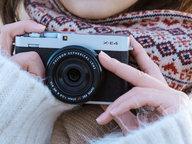 延续经典的新作 富士X-E4相机推荐
