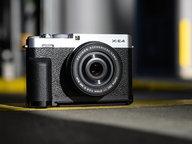 春日踏青郊游必备 富士X-E4相机推荐