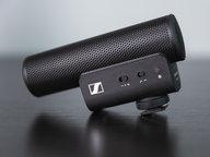 视频创作者的收音利器,森海塞尔MKE 400 2021款体验评测