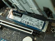 高性价比大容量高速固态硬盘 金士顿NV1 NVMe PCIe SSD体验评测