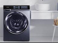 离子双净让衣物清新焕彩,容声净彩负离子洗衣机试用评测