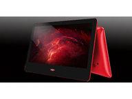 烈焰红唇H.Kloss设计师品牌桌面娱乐TNT工作站(触控TV)体验评测