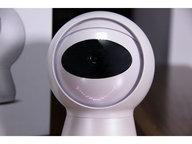 呆萌大眼惹人爱双语助学起步高 小墨英语学习机器人评测