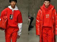 纽约时装周上的中国李宁,有几套竟然意外的好看!