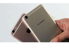 OPPO何时能赶超iPhone 做到这4点也许就不远了