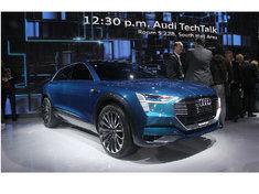 秒杀特斯拉和蔚来  奥迪旗下首款纯电动SUV年底正式量产
