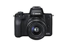 佳能发布EOS M微单相机新品EOS M50