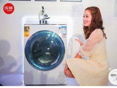 """搭载纤维级洁净技术 统帅L.ONE洗衣机真正做到从""""净衣""""到""""护衣"""""""