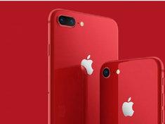 库克套路得人心 iPhone 8红色版开始预订:已抢疯