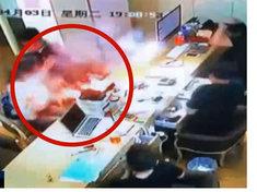 iPhone在中国又爆炸了 不过这次苹果公司很强硬:你们自找的