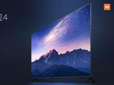 75英寸小米电视4正式发布 雷军:整块墙壁都是电视