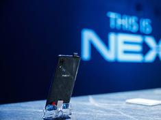 "vivo旗舰新机""NEX""正式发布,多项突破性技术探索非凡未来"