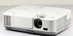 5000流明大会议室  NECPE501XC投影机
