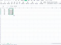 Excel工作表怎么自动求和?