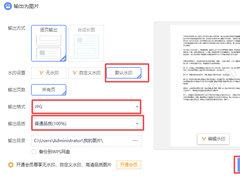 WPS文档文字怎么输出为图片?学会它,文字分享更轻松!