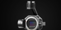 大疆发布禅思Zenmuse X7云台相机