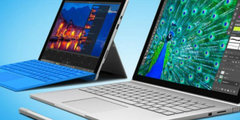 Surface Pro五周年进化史回顾