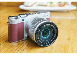 优雅复古 品质出众 富士X-A3相机评测