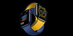 谍照显示苹果或将推出45mm版Apple Watch Series 7
