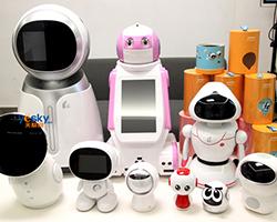 天极网2016年度陪伴机器人横评