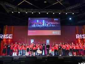 2019 RISE峰会香港召开 吸引114个国家16000人参会