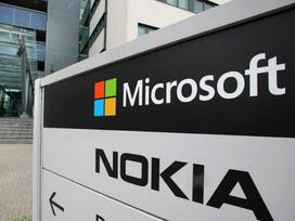 云计算领域 微软、诺基亚再度牵手