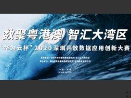 """总计24个奖项 2020""""华为云杯""""正式启动"""
