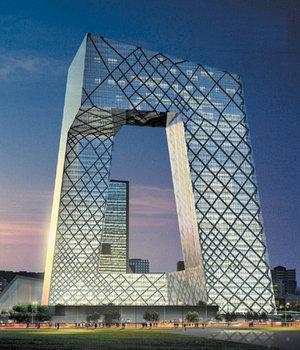 中国未来10著名建筑抢先视觉图片