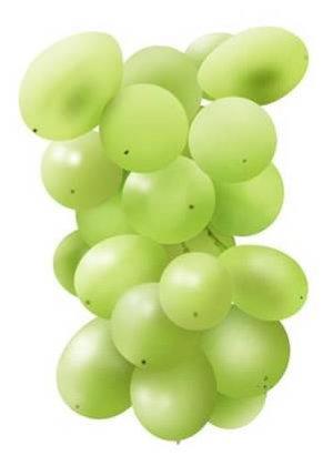 """用""""钢笔工具""""(快捷键p)勾出葡萄茎的形状,填上""""草绿色""""."""