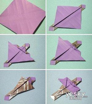 都是折纸制作的,用卡纸制作的小动物熊大-百度动物折纸教程可爱的考拉