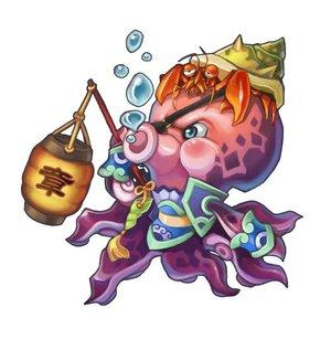 超萌海豹妖 《幻神天下》给你最可爱的妖怪