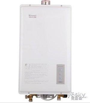 林内燃热水器好吗_多重保护安全可靠 林内燃气热水器促销中