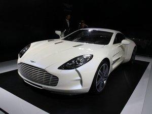 出现展馆 n5 4700万天价豪车领衔上海车展10款必看奢侈车高清图片