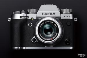 拍摄性能全面升级 富士X-T2微单相机