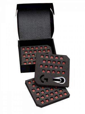 罗技推可更换轴体G PRO X机械键盘:月底开启预约