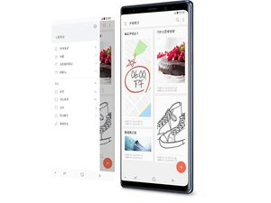 三星Note 9如何开启单手模式?学会这招,大屏手机接听电话更方便!