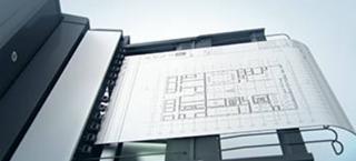 惠普PageWide XL8000携西北电力设计院出击