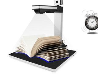 良田S1020BF高拍仪省去纸质文档 使办公更便捷