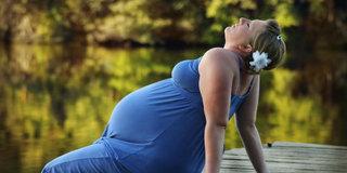 那么多人从160斤到110斤 原来减肥界最牛的是孕妇